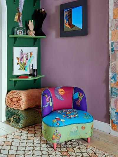 Pleasing Konig Colours Eco Friendly Paint Colour Consultancy Download Free Architecture Designs Embacsunscenecom